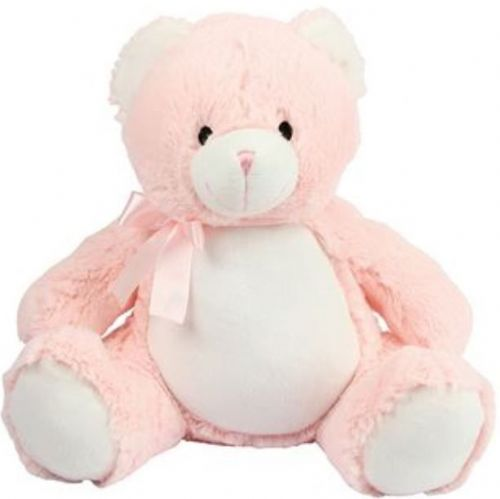 Mumbles Teddy  Pink